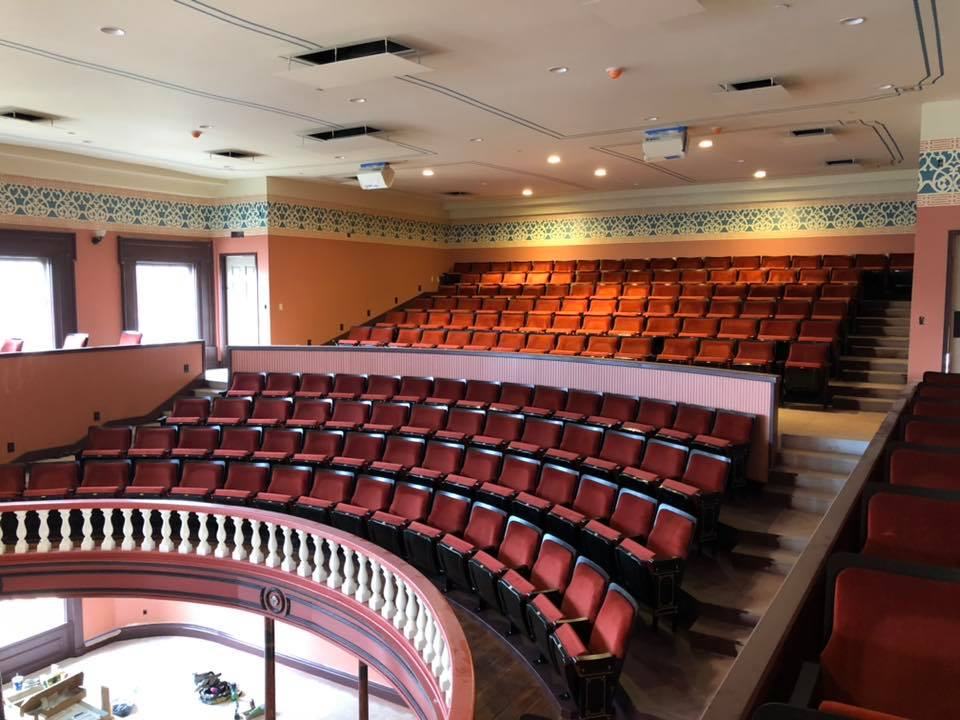 The Woodward Opera House